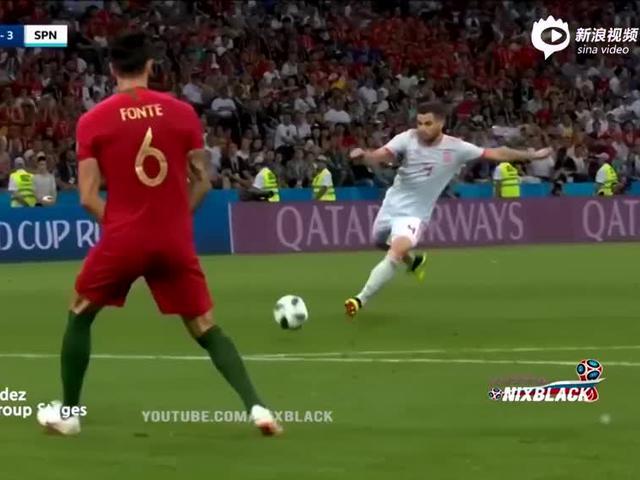 2018世界杯10佳球 克罗斯绝杀+莫德里奇世界波