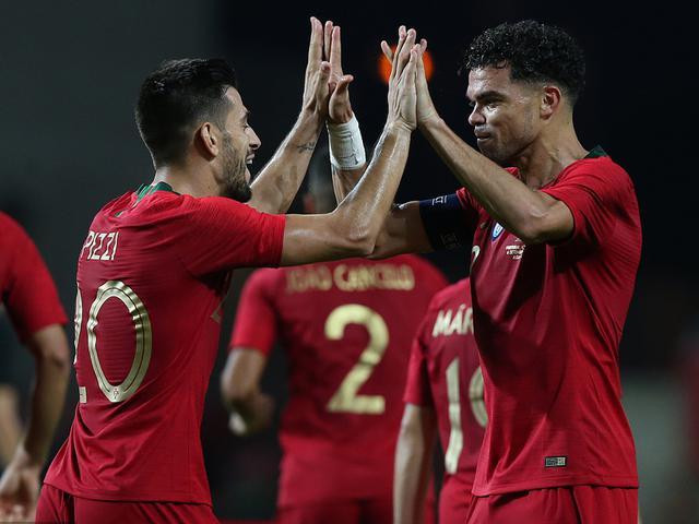 视频集锦-C罗缺阵佩里西奇破门 葡萄牙1-1克罗地亚