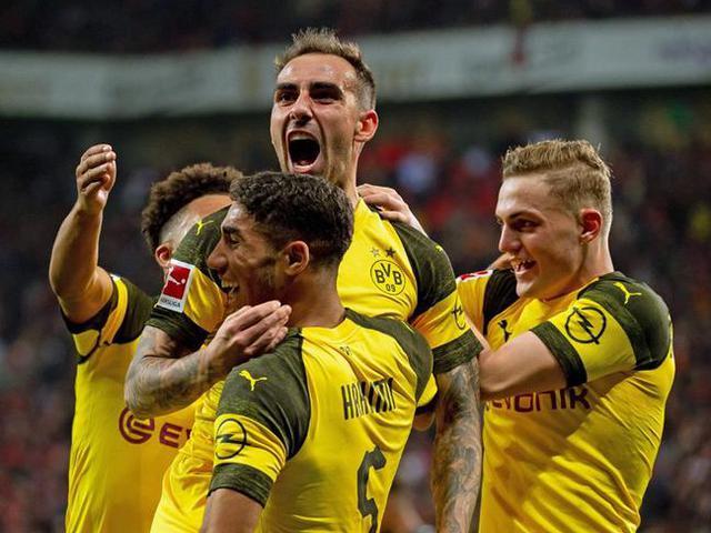 视频-四球大逆转 多特反超拜仁联赛登顶