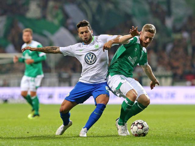 视频-德甲战报:不莱梅两球轻取沃尔夫斯堡