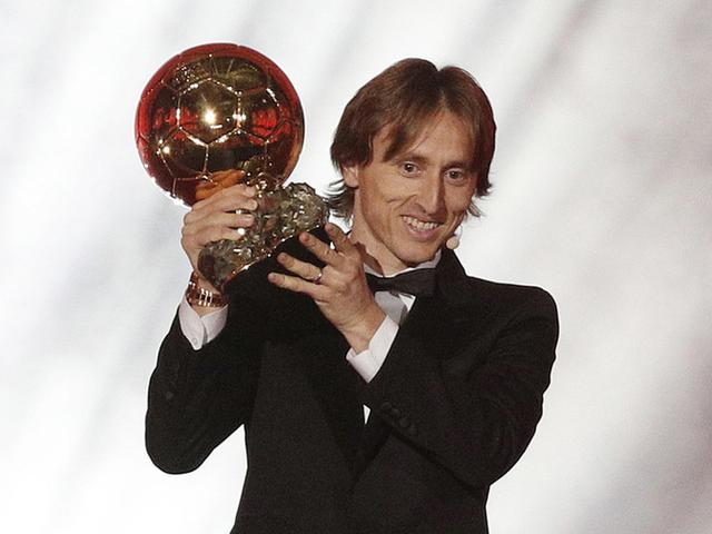 Luka Modric and Ada Hegerberg win Ballon d'Or 2018