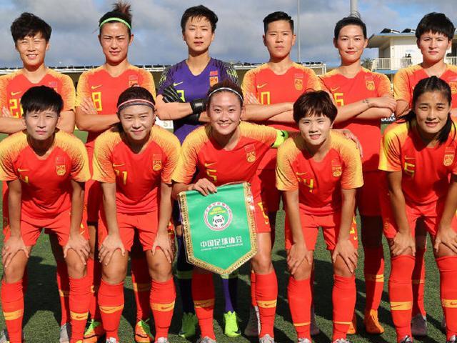 女足世界杯抽签分档确定