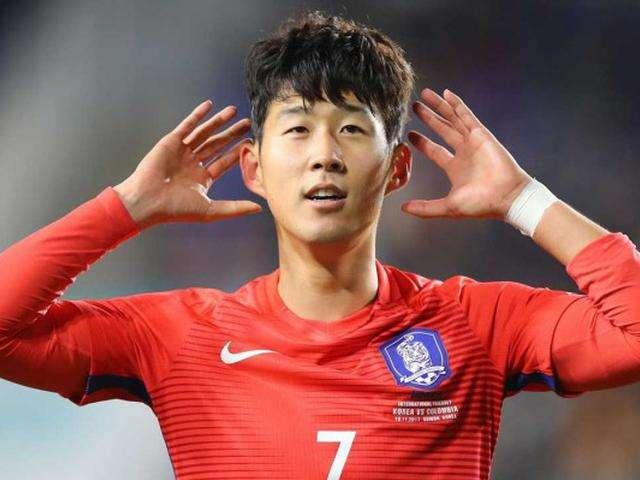 孙兴慜将在对阵中国时归队