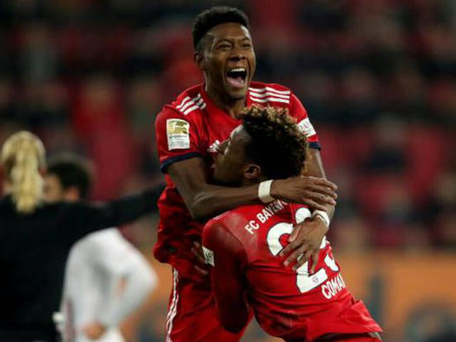 视频-一波三折!拜仁3比2逆转战胜奥格斯堡
