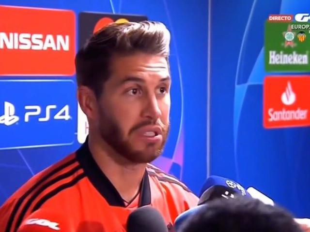 视频-欧足联:洗牌指控成立 皇马队长拉莫斯禁赛两场