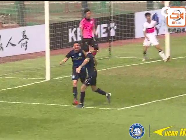 富力R&F客场5-1梦想FC