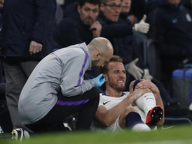 凯恩脚踝外侧韧带严重损伤