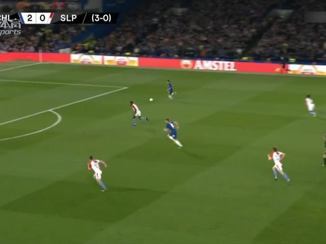 视频-欧联杯:佩德罗独造四球 切尔西晋级半决赛