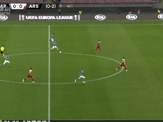 视频-欧联杯:拉卡泽特建功 阿森纳挺进四强