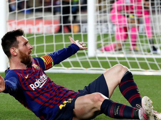 视频-梅西双响达成俱乐部600球 巴萨首回合赢利物浦