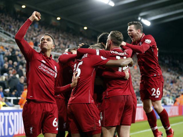 视频-利物浦赛季之路:无冕之王 只因对手更出色
