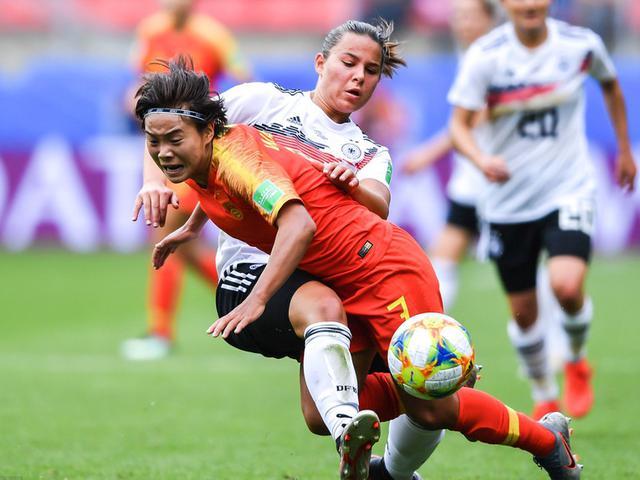 女足0-1德国遗憾中带来惊喜