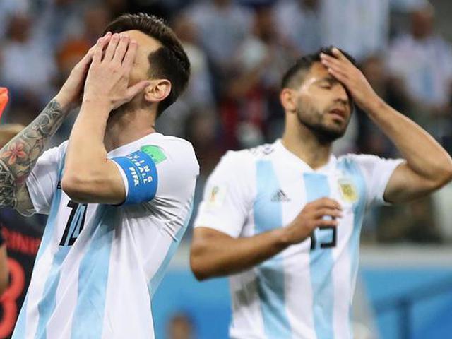 视频-两球不敌哥伦比亚 阿根廷美洲杯首战告负
