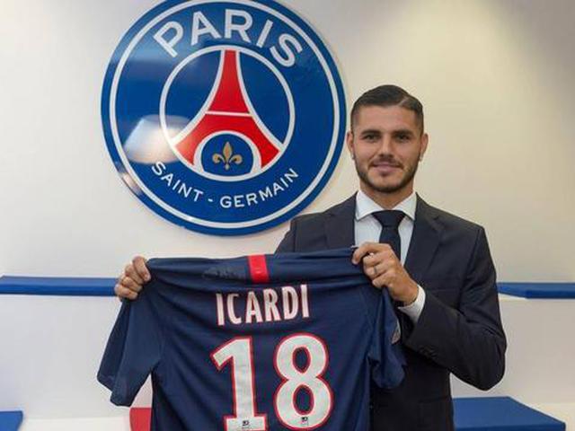 视频-盼望已久的离队 伊卡尔迪租借加盟巴黎圣日耳曼