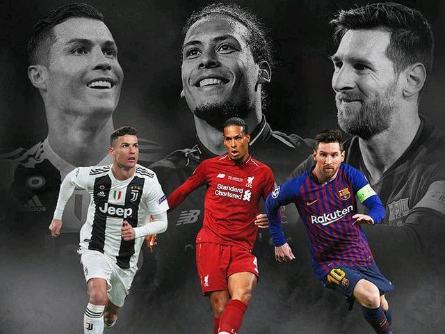视频-FIFA年度最佳11人阵容出炉!梅西C罗领衔