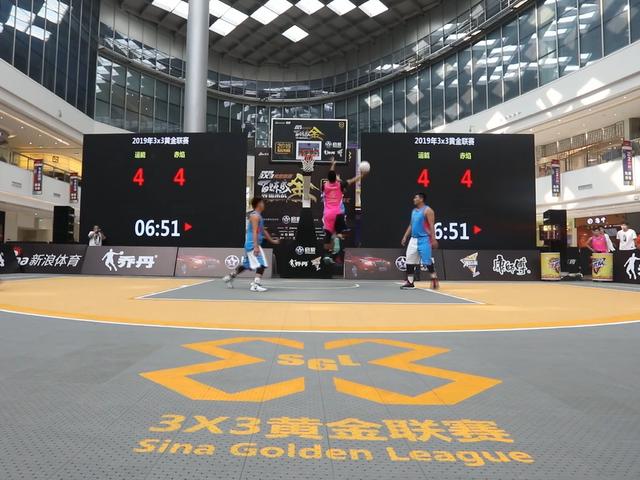 3x3总决赛首日60秒精彩回顾