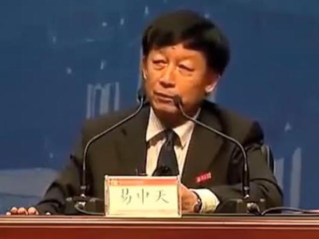 易中天早年分析:中国足球和教育哪个更有希望?