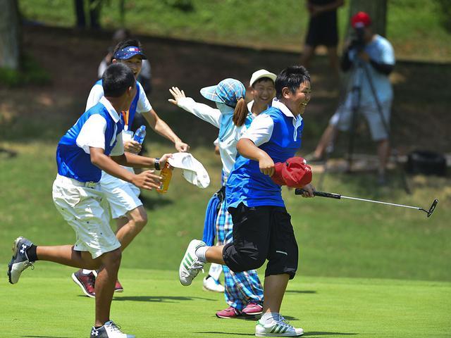 视频-回顾:2019年PGA青少年联赛中国总决赛专题片