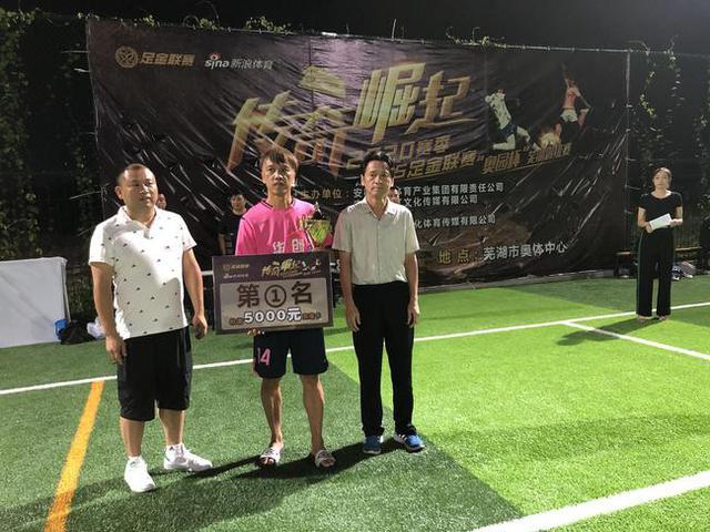 视频-足金联赛省级赛转战芜湖 华创终场绝杀再夺冠