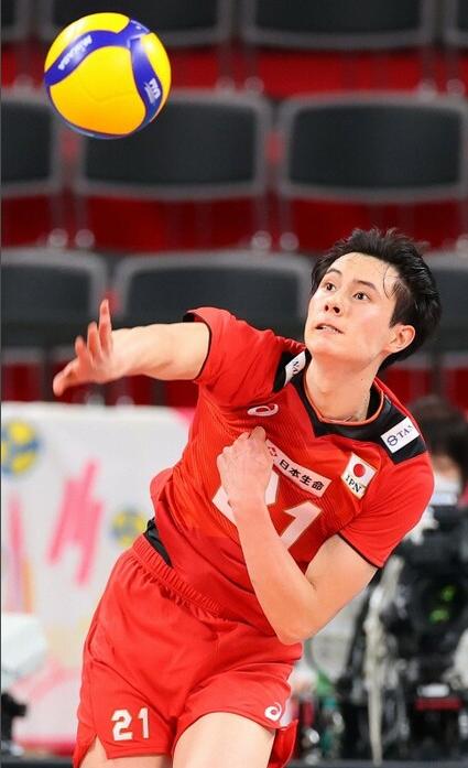 日媒关注日本男排19岁新星 小学时就梦想参加奥运