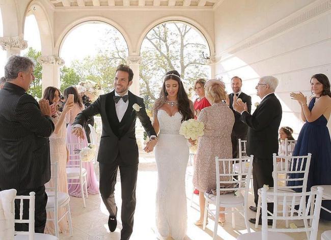 小法和丹妮埃拉大婚
