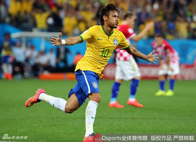 AI小炮的世界杯夺冠概率:巴西18.4%傲视群雄