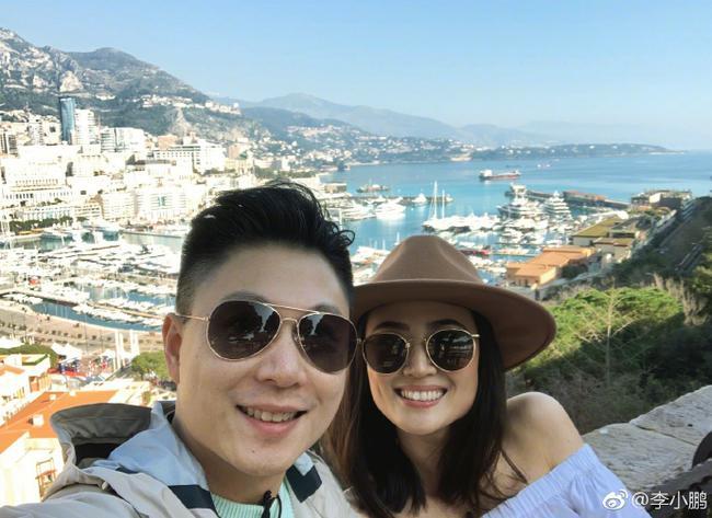 李小鹏和妻子