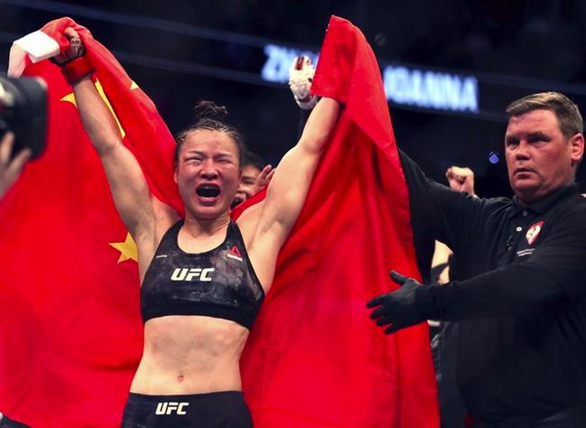 张伟丽:不用等太久 中国选手就将震惊全世界