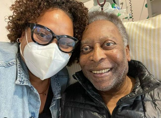 貝利呼吸困難一度送進ICU 女兒和醫院透露病情穩定