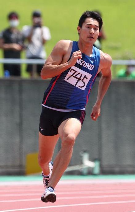 日奥运接力银牌成员百米10秒13 萨尼布朗留美训练
