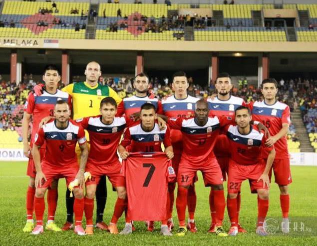吉尔吉斯斯坦国家队