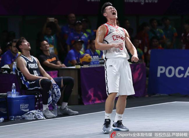 3x3中国男篮