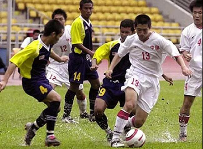 2004年 香港小西湾体育场
