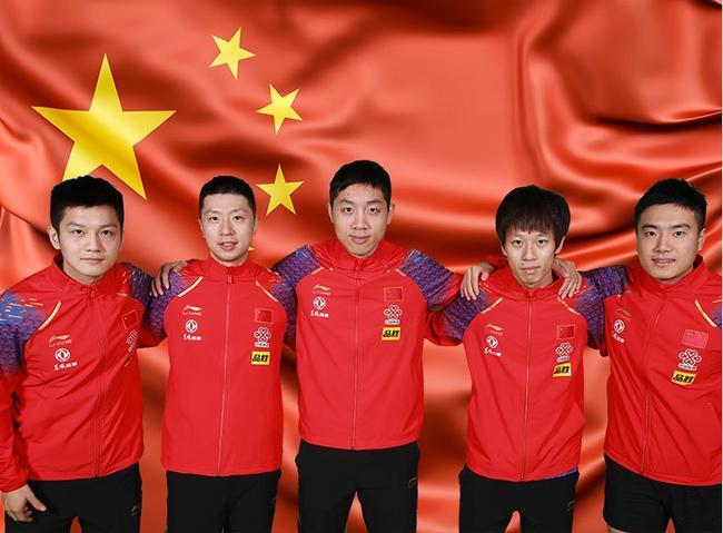 赞!世界杯中国男队3-1韩国队 男乒豪取八连冠