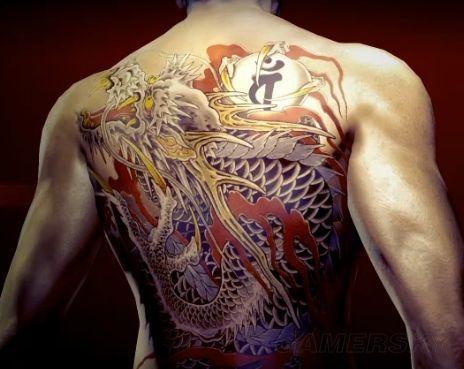 纹身是黑道的符号