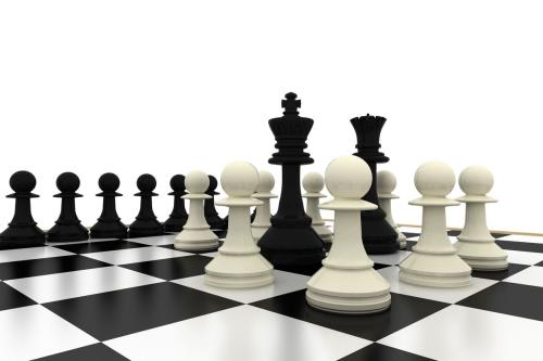 资料图:国际象棋