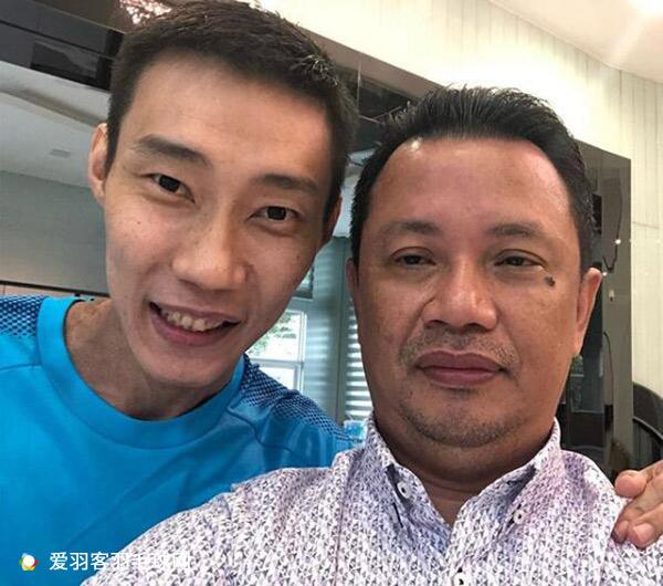 大馬羽總表示李宗偉還需要好好休養一段時間才能重返賽場訓練。