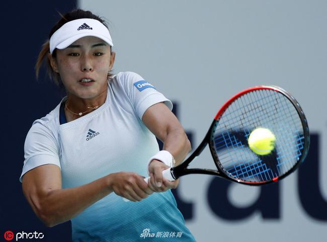 中国女网五金花入围法网正赛 王蔷获得种子身份