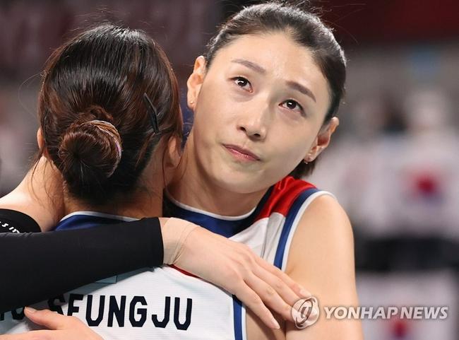 【博狗体育】金软景退出韩国女排 征战17年两次获得奥运第四