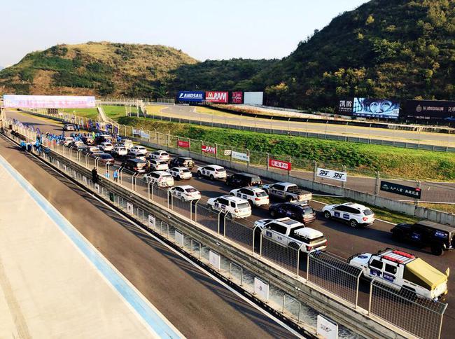 2018中国-东盟国际汽车拉力赛贵州赛段