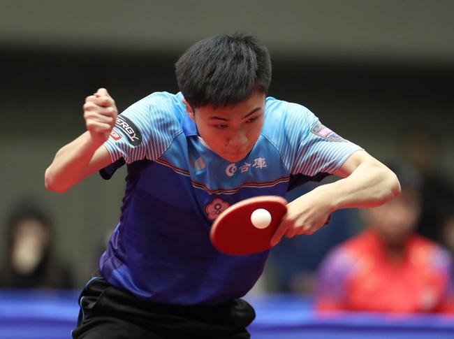17岁林昀儒已是中国台北一哥 谦称要向庄智渊学习