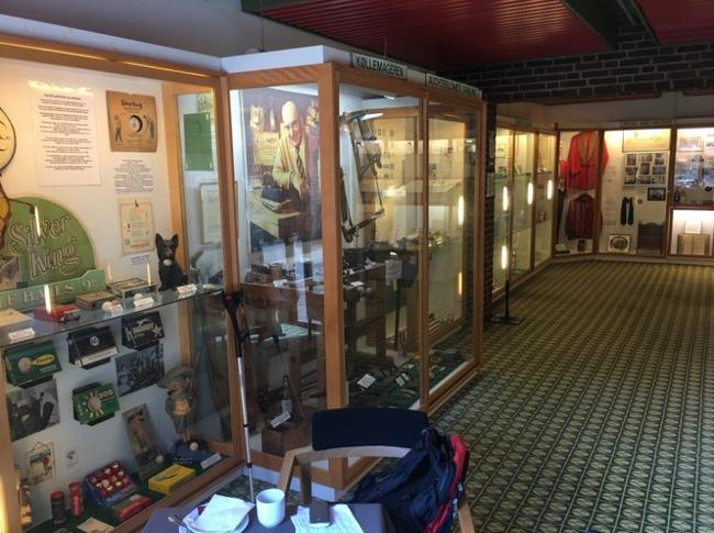 高尔夫收藏与历史系列之29 北欧丹麦瑞典高球博物馆