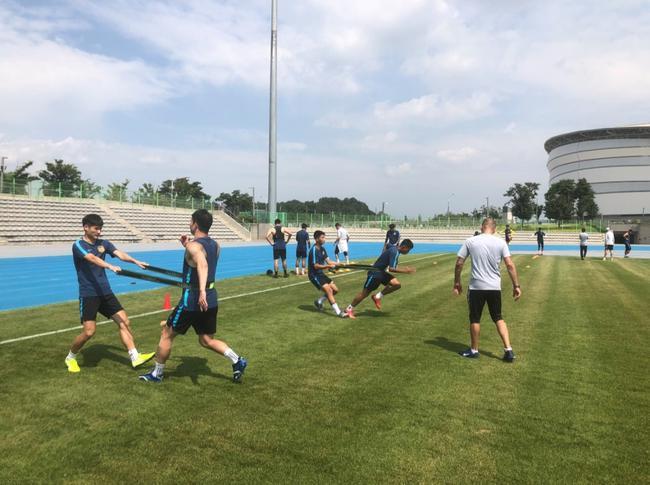 苏宁赴韩开启夏训 热身赛同多队切磋K联赛劲旅在内