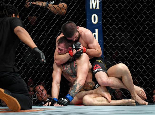 UFC不败冠军再登福布斯榜首 飞速崛起要感谢嘴炮