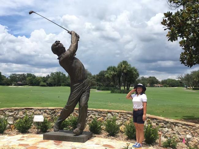 游历高尔夫创始人杨越华带您走遍世界名场