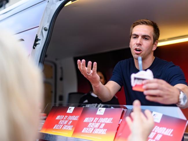 拉姆化身冰淇淋推销员