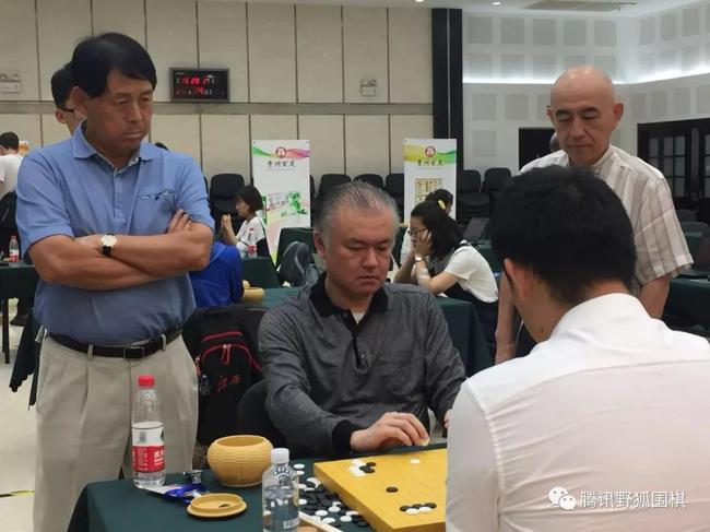陈耀烨:AI让棋手实力更接近 武宫:不接受点三三