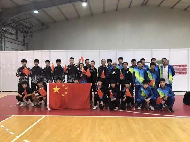 8塞尔维亚青少年公开赛结束
