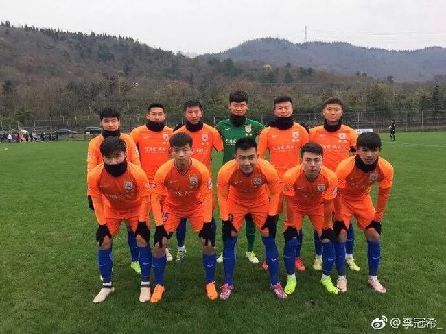 鲁能U23关键战1-0战胜上港 U23联赛小组第一晋级