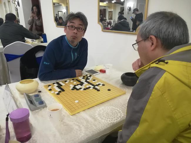 天道棋友会大将刘永革